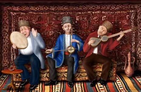 История,Музыка,культура, обычаи Азербайджана