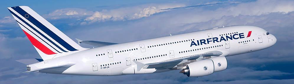 Air France предлагает отложить полет во Францию