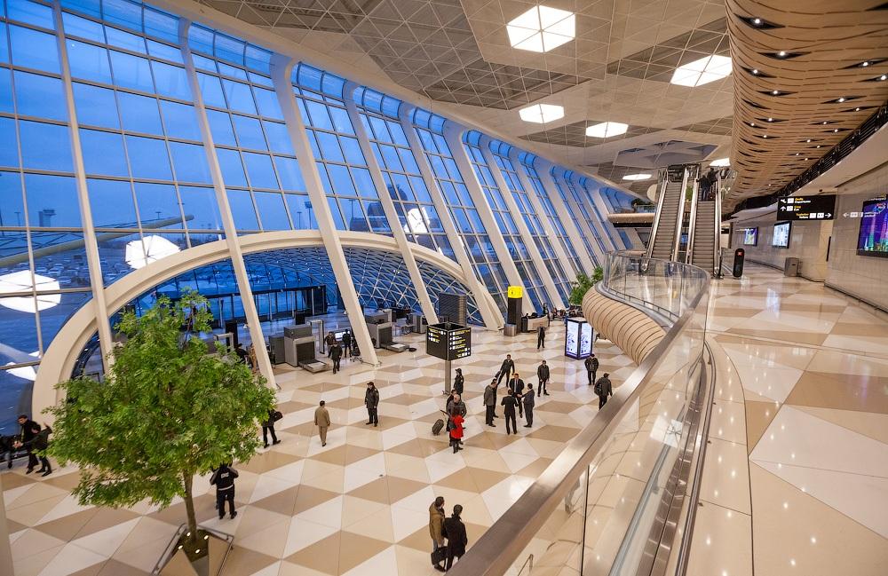 Аэропорт Баку