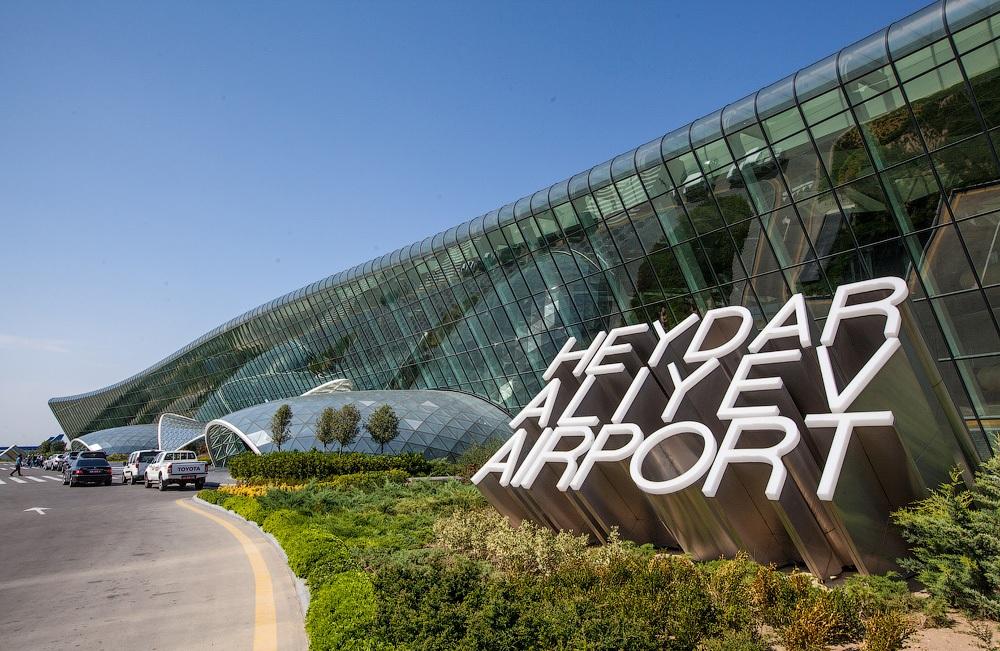 Современный Баку - Аэропорт