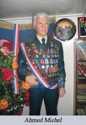 Азербайджанец Ахмед Мишель Джебраилов!