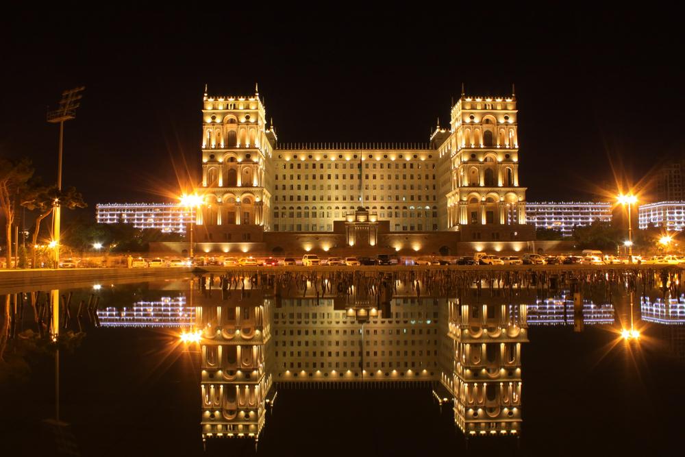 Дом правительства в Баку
