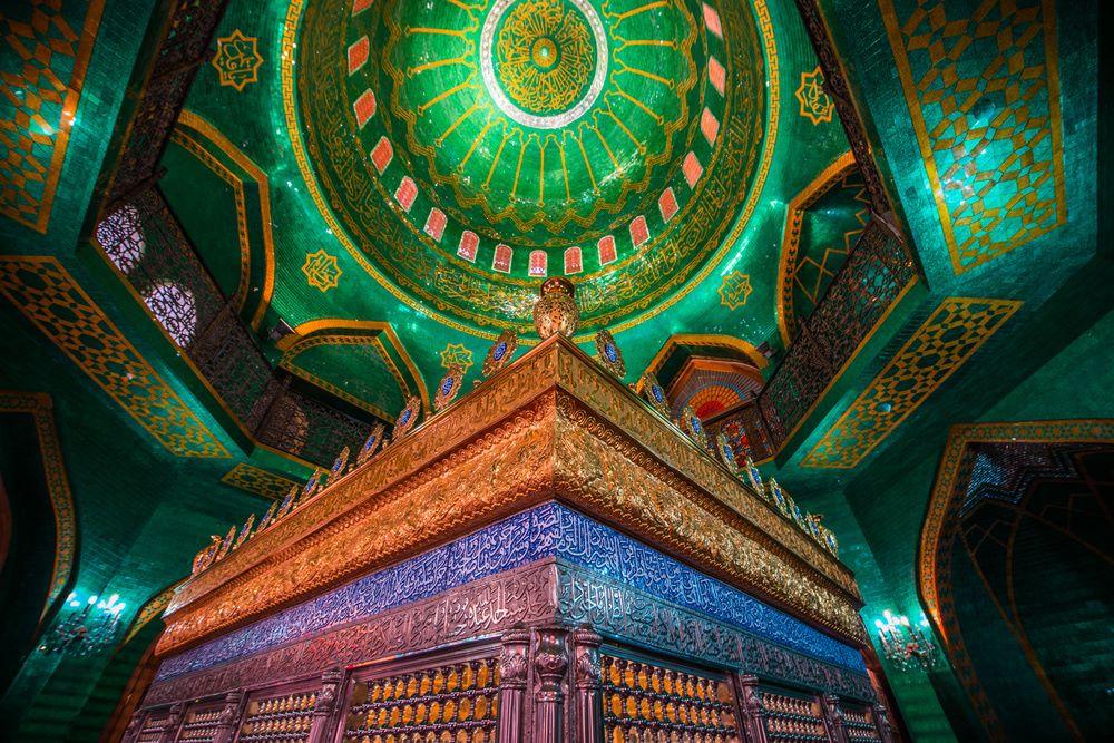 Мечеть «Биби-Эйбат» в Баку