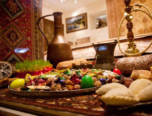 Новруз байрамьı- праздник весеннего равноденствия