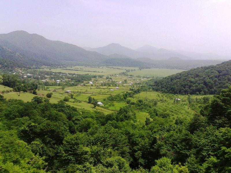 Селение «Нидж», Габала