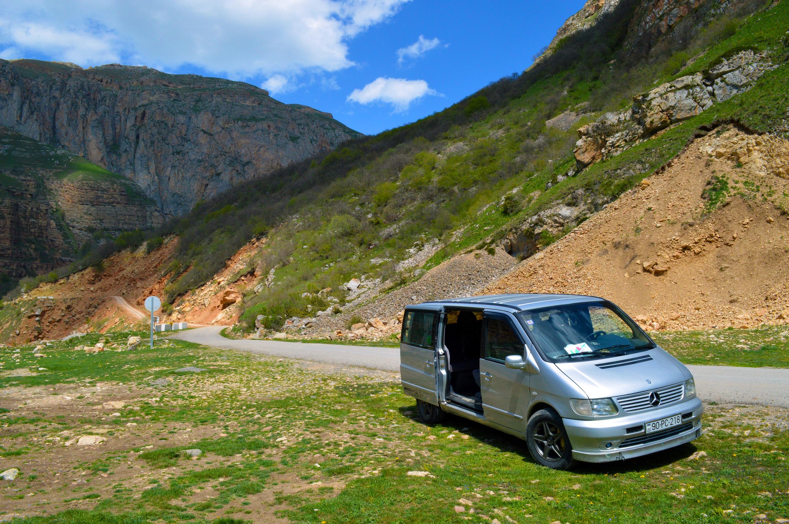 Несколько фотографий с нашей поездки в «Xinaliq»