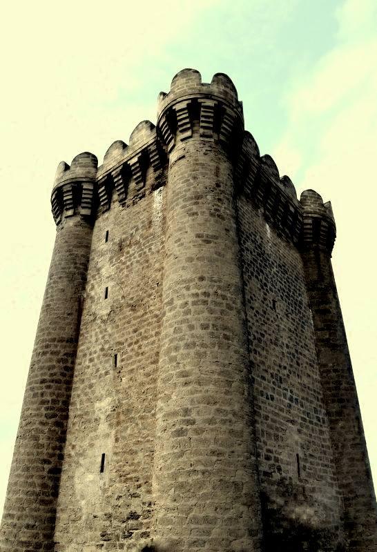 Мардакянские стражи средневековья     Mardakan guards of the Middle Ages