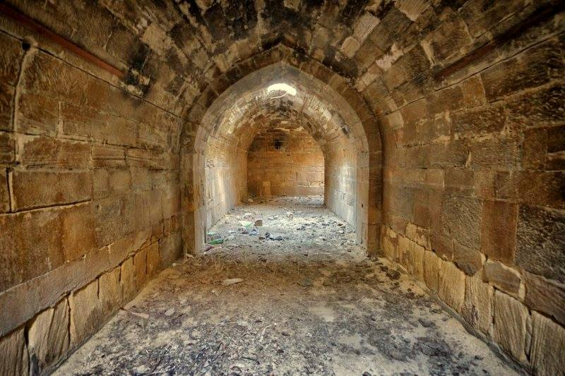 Caravanserai «Garachi» — Караван-сарай «Гарачи»