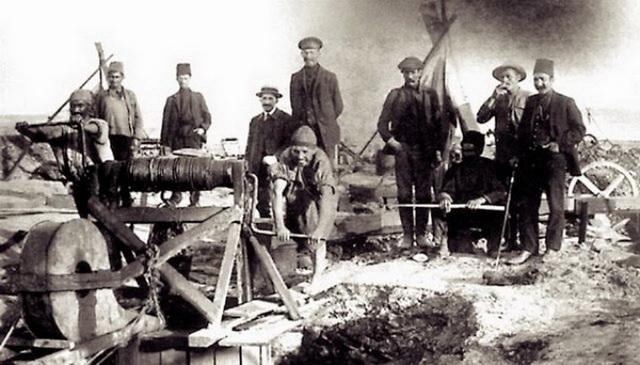 Нефтяной бум Баку 19 века —  Baku oil boom of 19 century