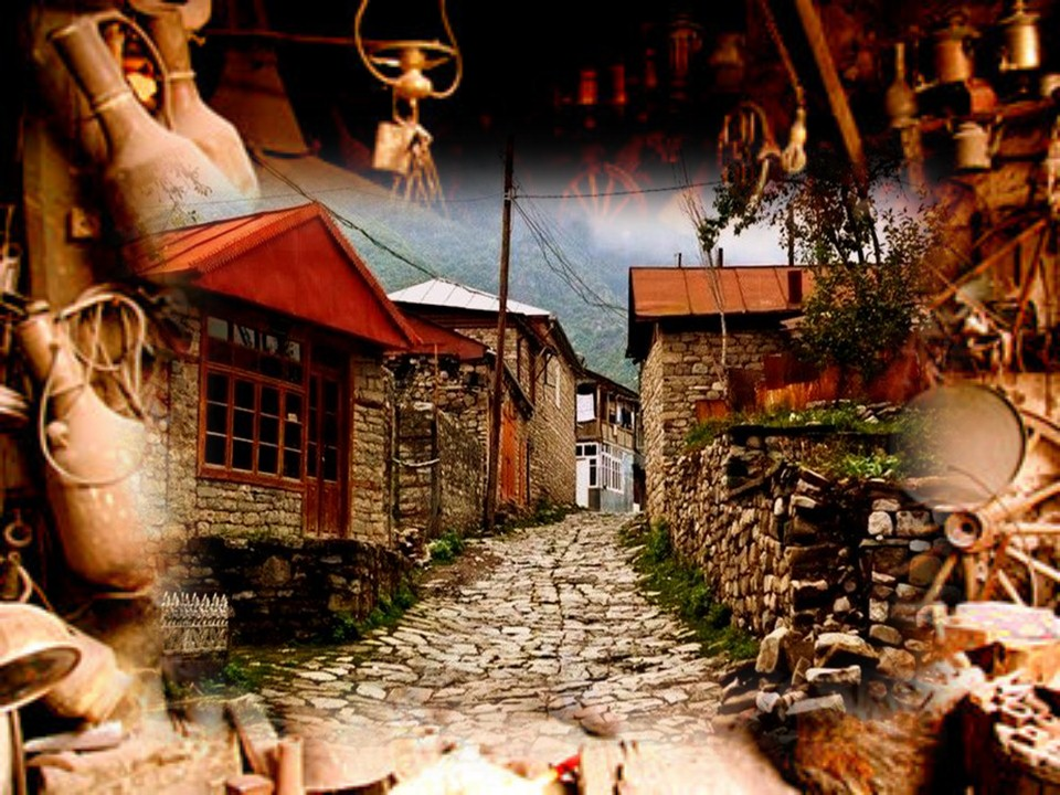 Древние ремесла Азербайджана — Ancient crafts of Azerbaijan