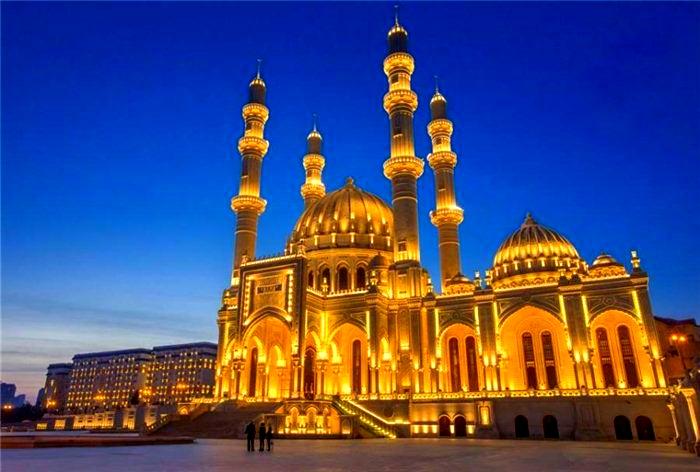 Мечеть Гейдара — Heydar Mosque