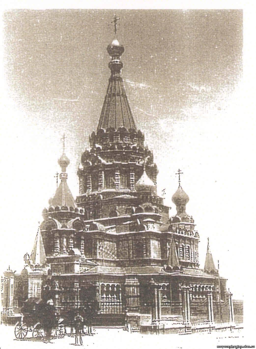 Православньıй собор Александра Невского