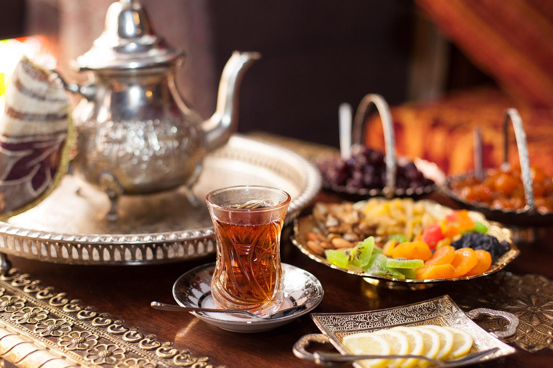 Традиция чаепития в Азербайджане