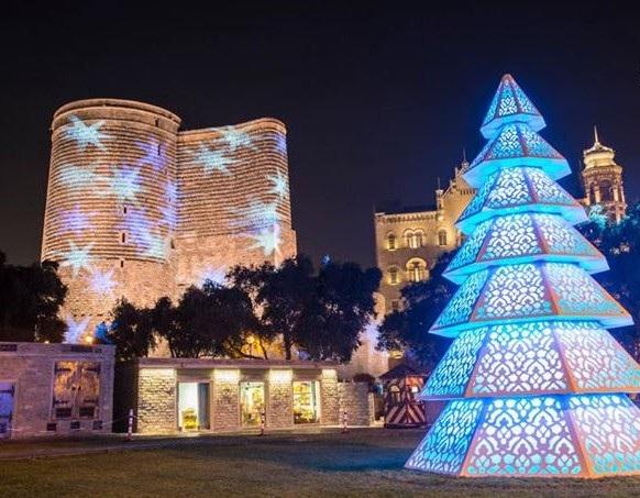 Новый Год в Азербайджане!