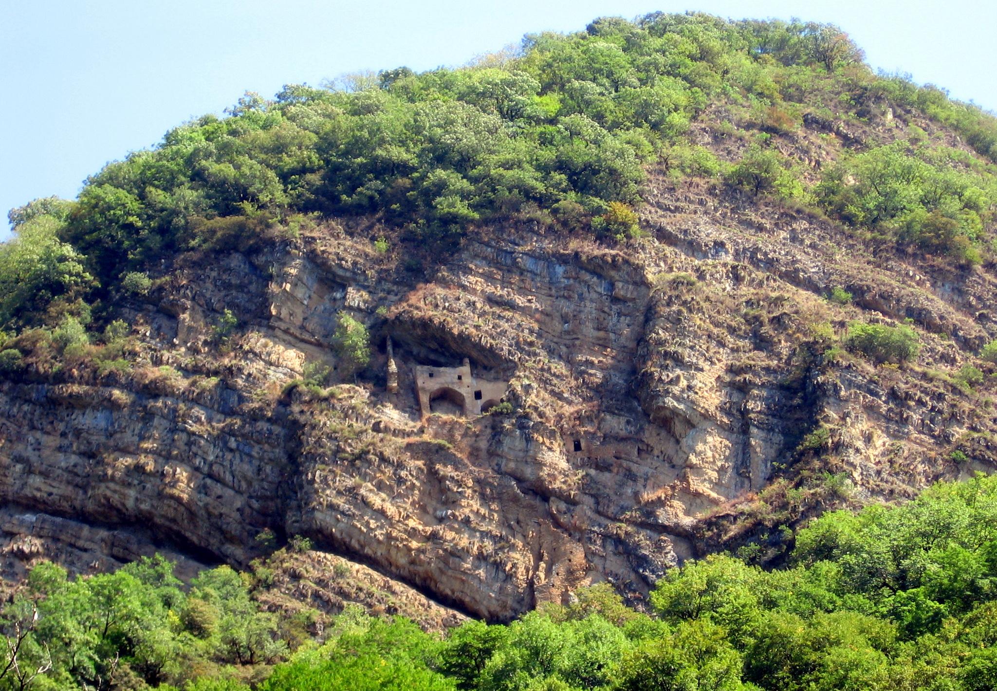 Таинственная крепость «Пери Гала»