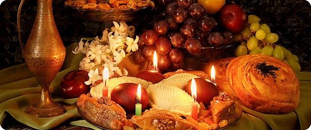 Праздник Новруз байрам — «Од чершенбе».