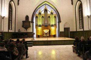 Зал камерной и органной музыки.