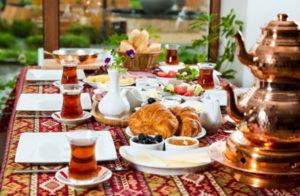 «Что заказать в ресторанах Баку»