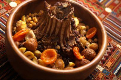 Зимнее меню: Что поесть в Баку?